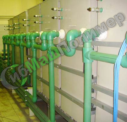 Manual galvanizing line